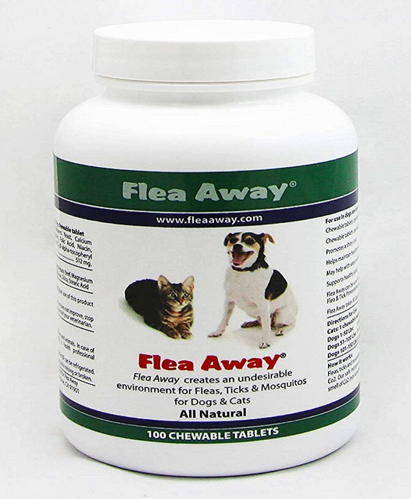 Flea Away the Natural Flea