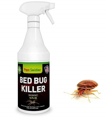 Bed Bug Killer Natural Organic Formula Fastest