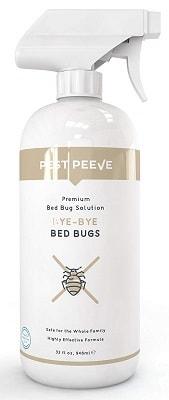 Bye-Bye Bed Bugs – Natural Bedbug Killer Spray
