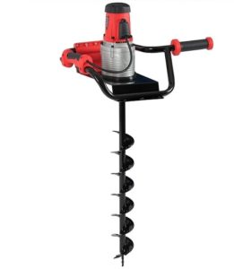 ARKSEN 1200W 1.6HP Electric Post Hole Digger