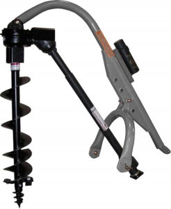 Dirty Hand Tools | 100623 | Model 90 Three-Point Hitch Post Hole Digger
