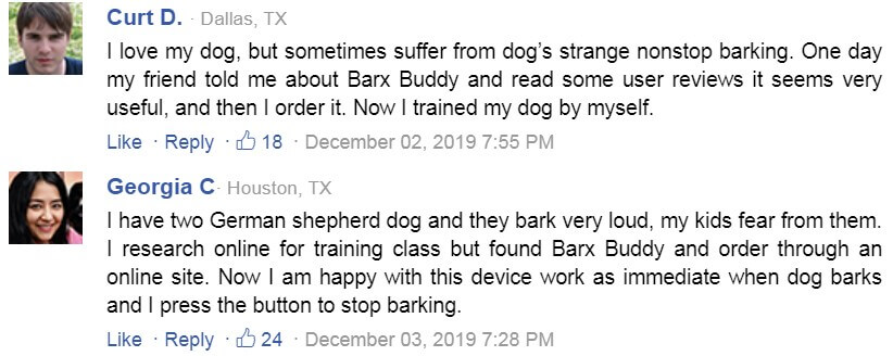 BarX Buddy Feedback